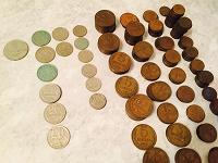 Отдается в дар Монеты советские