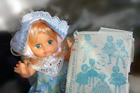 Отдается в дар Выкройки для кукол
