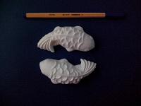 Отдается в дар Рыбки заготовки для творчества