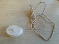 Отдается в дар Зарядка для электрической зубной щетки