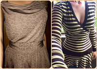 Отдается в дар Оригинальный удлиненный топ Sashs и платье — туника