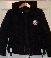 Отдается в дар Курточка черная