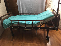 Отдается в дар Кровать для лежачих больных