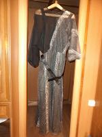 Отдается в дар Вечернее платье в пол