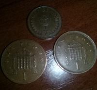 Отдается в дар Великобритания 2,5 пенсов