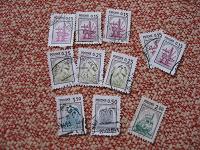 Отдается в дар марки стандарты 1998г.