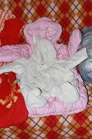 Отдается в дар Одежда на ребенка до 3-4 месяцев