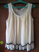 Отдается в дар Майка-блузка женская
