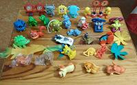 Отдается в дар Киндеры / игрушки из яиц и просто мелкие игрушки