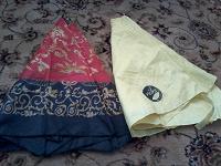 Отдается в дар Ткань от зонтиков