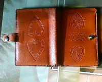 Отдается в дар Советский дамский бумажник для денег