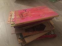 Отдается в дар Журналы и книга по шитью 60х-80х