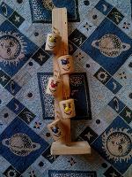 Отдается в дар Игрушка деревянная
