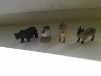 Отдается в дар Мелкие фигурки животных