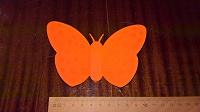 Отдается в дар Магнит в виде бабочки