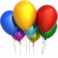 Отдается в дар Дар — улыбка. 5 воздушных шариков.