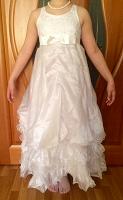 Отдается в дар Праздничное платье