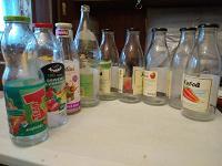 Отдается в дар Бутылки под домашние заготовки