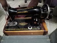 Отдается в дар Швейная машинка чайка