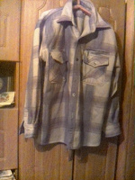 Отдается в дар Рубашка-куртка № 2