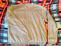 Отдается в дар Новый мужской пуловер
