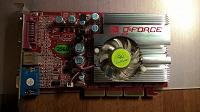 Отдается в дар Видеокарта AGP NVIDIA GeForce FX5600