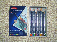 Отдается в дар Акварельные карандаши