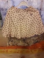 Отдается в дар детская одежда юбка