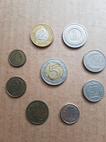Отдается в дар Польские злотые и гроши
