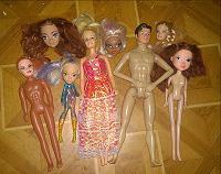 Отдается в дар Куклы и запчасти