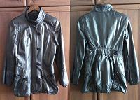 Отдается в дар Куртка кожаная женская 42 р-р