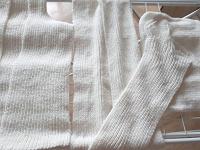 Отдается в дар Шапка, шарф, жилет — для роспуска