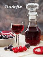 Отдается в дар Ратафия, спиртной напиток