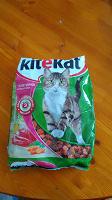 Отдается в дар Корм для кошек KiteKat