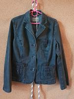 Отдается в дар Пиджак джинсовый размер 44-46