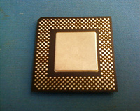 Отдается в дар Процессор Intel Celeron (сокет 370)