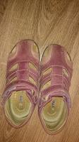 Отдается в дар Летние туфли для девочки 27 Тото
