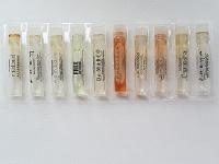 Отдается в дар Пробники парфюмированные в упаковке
