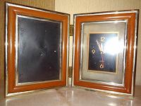 Отдается в дар Рамка-часы для фото