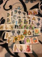 Отдается в дар Пакет марок с конвертов