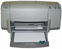 Отдается в дар Цветной струйный принтер HP DeskJet 930C