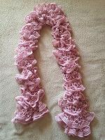 Отдается в дар Красивый шарф