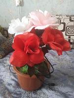 Отдается в дар Искусственный цветок