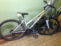 Отдается в дар Велосипед взрослый горный китайский