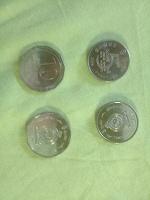 Отдается в дар Монеты из Шри-Ланки.