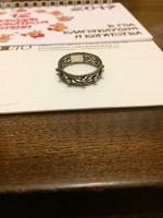 Отдается в дар Винтажные серебряные кольца