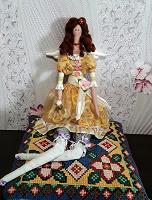 Отдается в дар Кукла Тильда