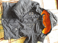 Отдается в дар Зимняя куртка для мальчика. 98-104