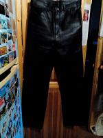 Отдается в дар Кожаные брюки