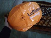 Отдается в дар Надувной мяч